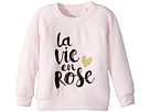 Chaser Kids Extra Soft Love Knit Rose Pullover (Toddler/Little Kids)