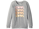 Chaser Kids Extra Soft Love Knit Cool Pullover (Little Kids/Big Kids)