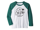 Chaser Kids Super Soft Vintage Jersey Chill Vibes Baseball Tee (Little Kids/Big Kids)