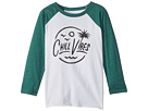Chaser Kids Super Soft Vintage Jersey Chill Vibes Baseball Tee (Toddler/Little Kids)