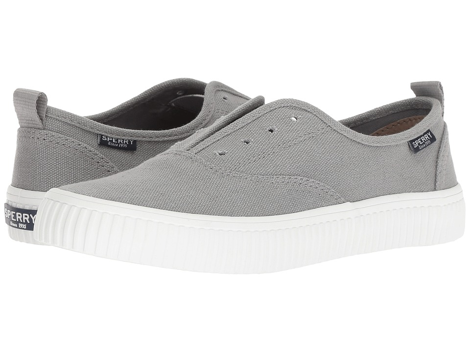 Sperry Crest Vibe CVO (Grey) Women's Shoes