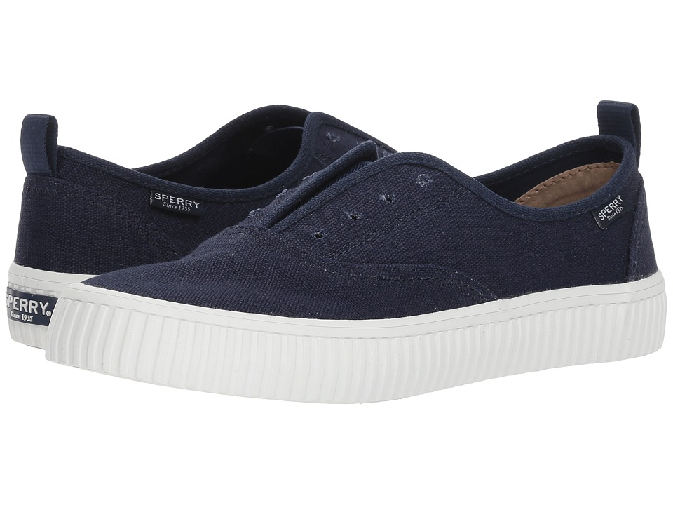 Sperry Crest Vibe CVO (Navy) Women's Shoes