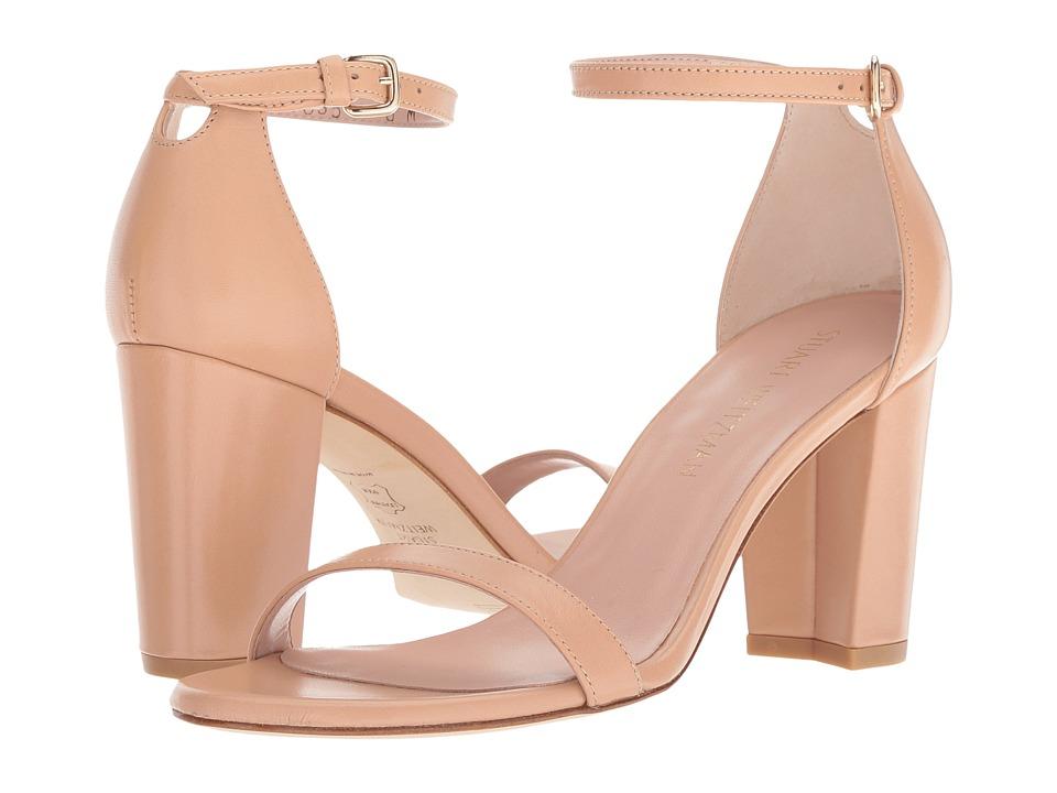 Stuart Weitzman Nearlynude (Bambina Nappa) Women's Shoes
