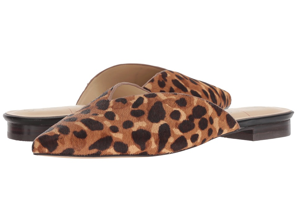 SOLE / SOCIETY Rosemond (Tan Multi) Slip-On Shoes