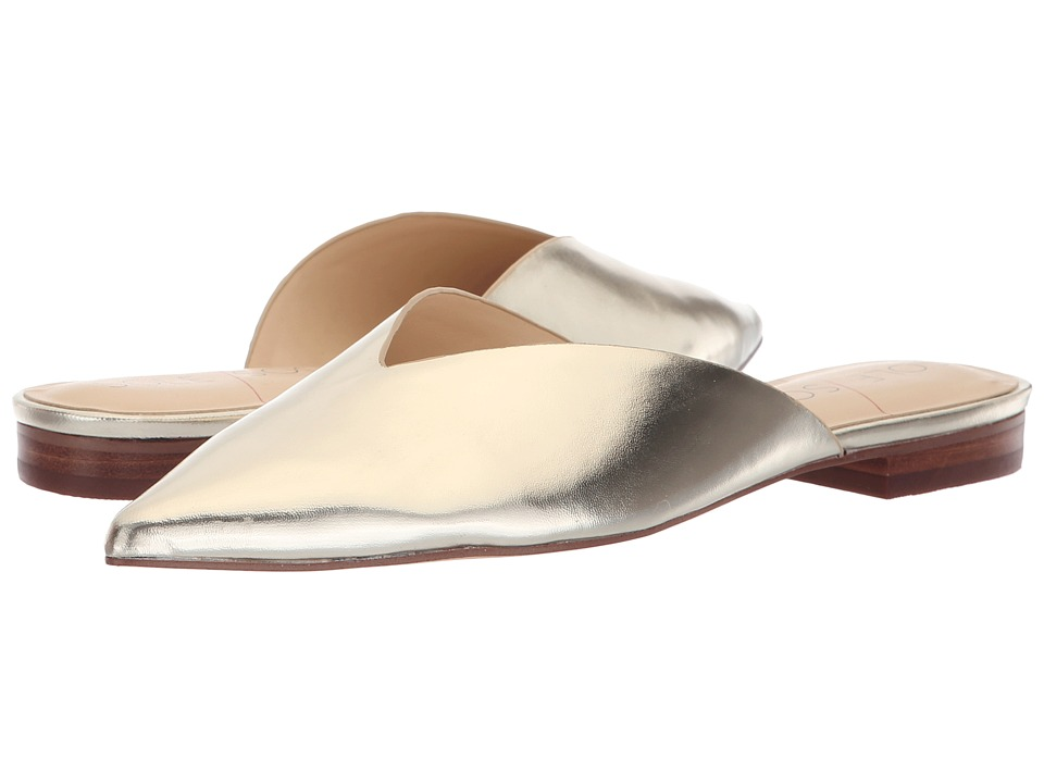 SOLE / SOCIETY Rosemond (Totes Gold) Slip-On Shoes