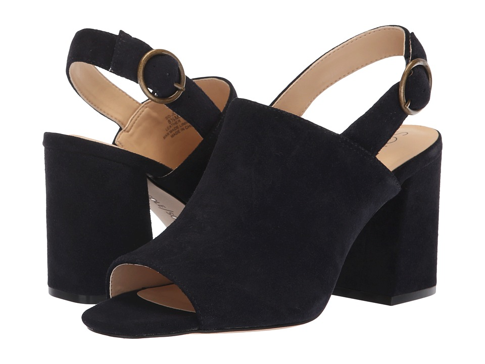 SOLE / SOCIETY Juniah (Midnight) Sandals