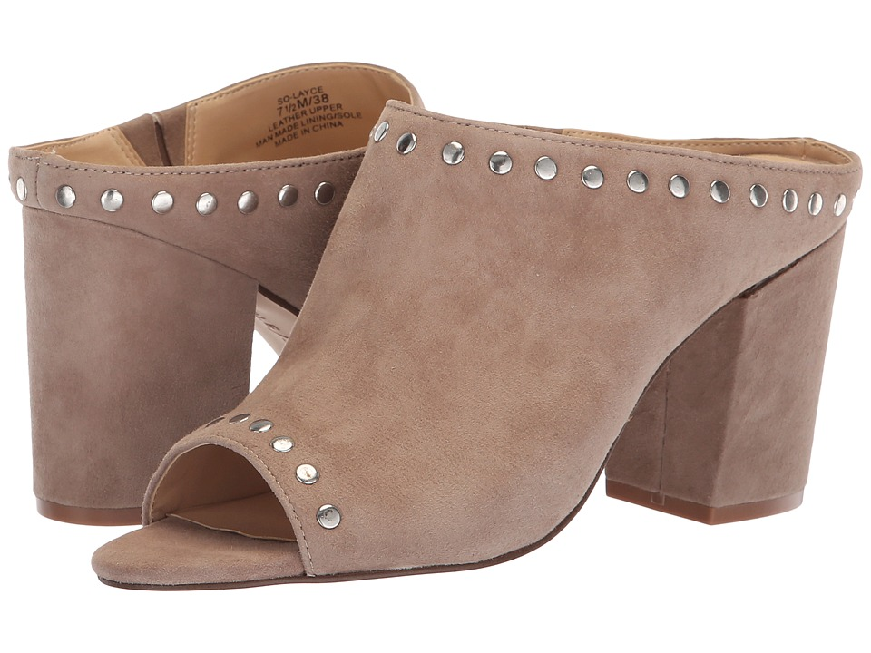 SOLE / SOCIETY Layce (Fall Taupe) Sandals