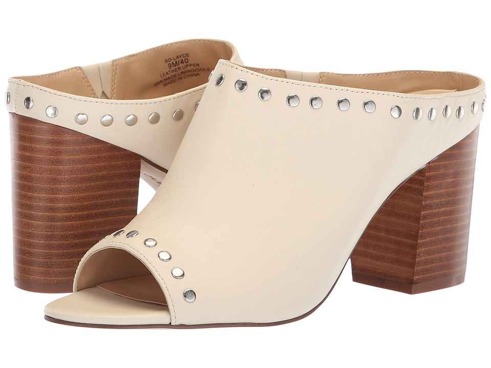 SOLE / SOCIETY Layce (Cream) Sandals