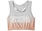 Spiritual Gangster Kids Sunset Ombre Bralette (Toddler/Little Kids/Big Kids)