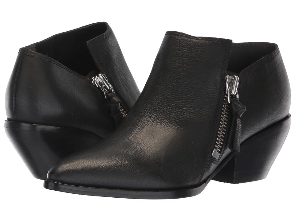 Sigerson Morrison Hannah (Black Leather) Women's Shoes