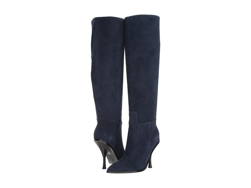 Sigerson Morrison Halie (Black Suede) Women's Shoes