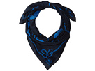 Polo Ralph Lauren Washed Silk Rodeo Bandana Scarf