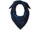 Polo Ralph Lauren Washed Silk Bandana Scarf