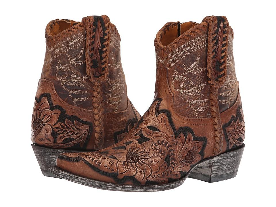Old Gringo Polochale (Tan) Cowboy Boots