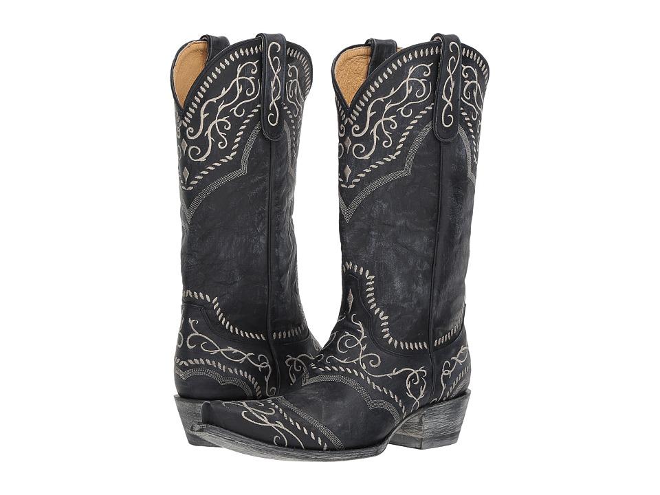 Old Gringo Sintra (Blue/Bone) Cowboy Boots