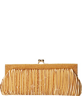 Franchi Handbags - Schiaparelli Pleated Silk Clutch