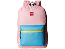 Toobydoo ZUBISU Happy To Be Pink Large Backpack