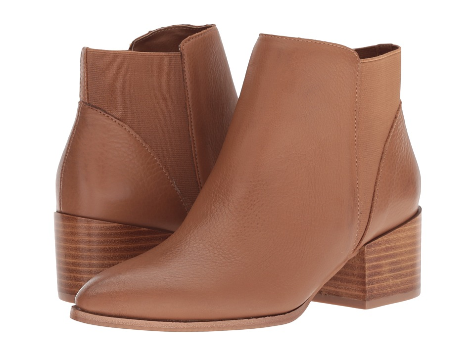 Chinese Laundry Finn Bootie (Honey Brown Leather)