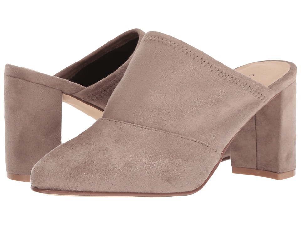 Chinese Laundry Oceanside (Grey Synthetic) Clogs