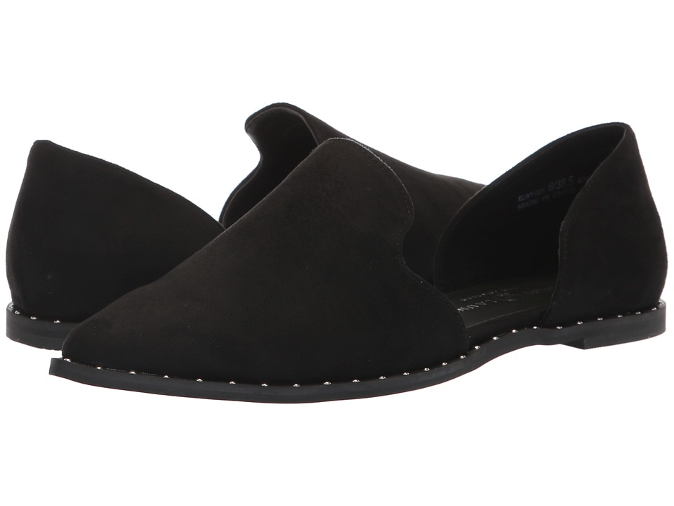 Chinese Laundry Emy (Black Suede) Women's Shoes
