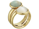 Lucky Brand Lucky Brand Double Set Stone Ring