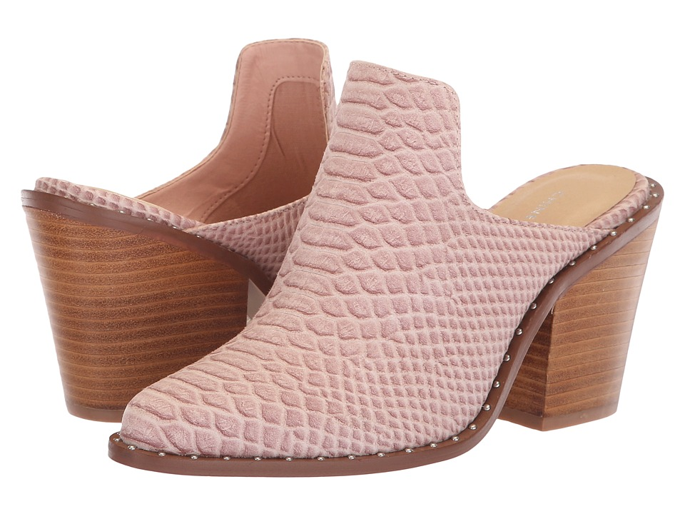 Chinese Laundry Springfield Mule (Blush Synthetic) High Heels