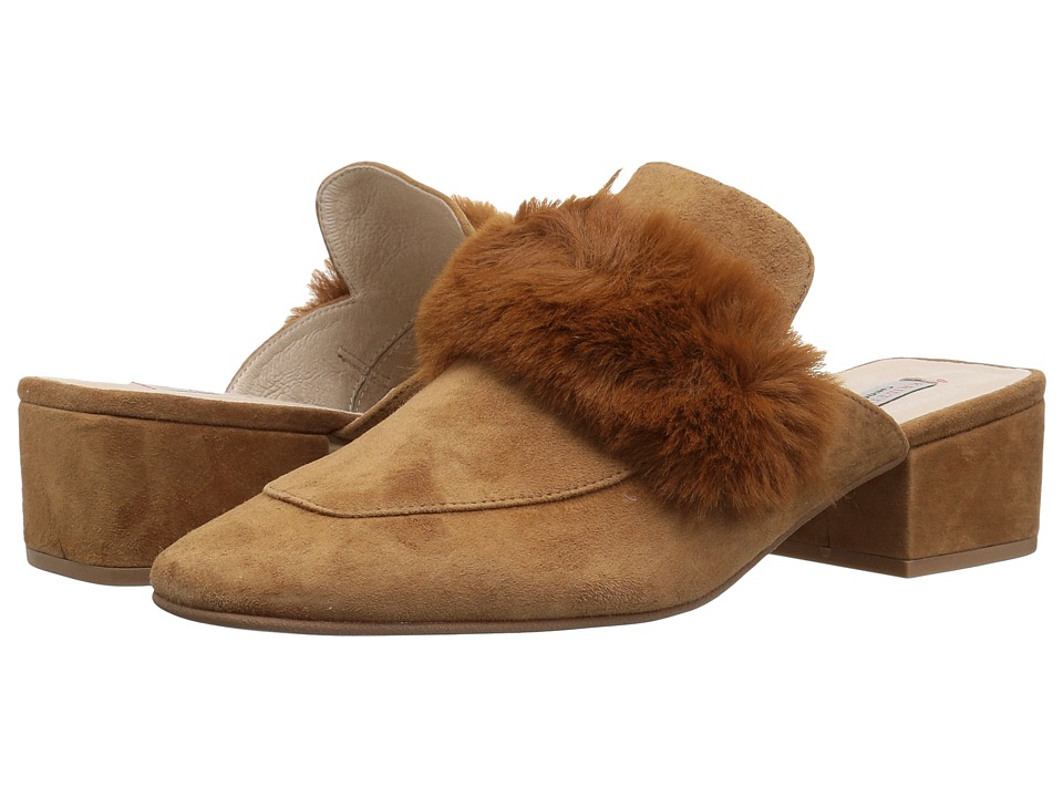 Kristin Cavallari Fearless (Caramel Kid Suede) Slip-On Shoes