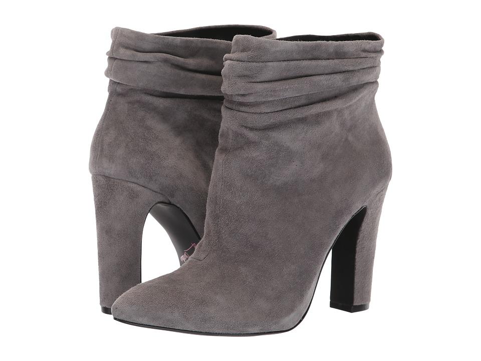 Kristin Cavallari Kane Bootie (Ash Kid Suede) Women's Dress Boots