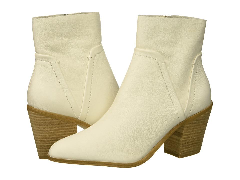 Splendid Cherie (White Leather) Women's Shoes
