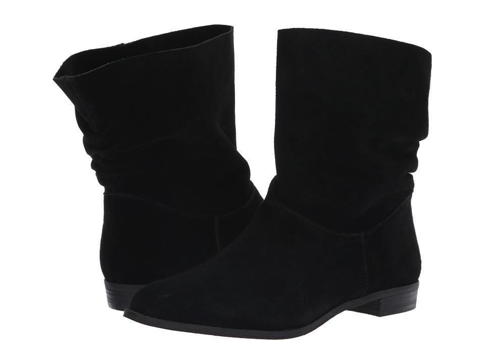 Splendid Claudia (Black) Women's Shoes