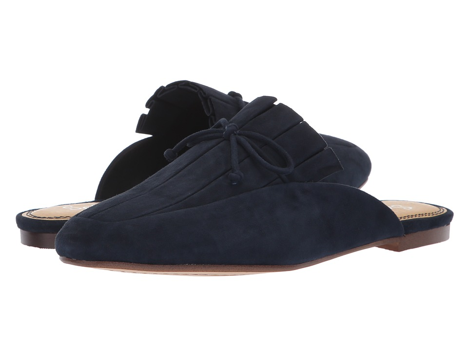 Splendid Chandler (Navy) Women's Shoes