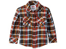 Appaman Kids Appaman Kids Flannel Shirt with Elbow Patches (Toddler/Little Kids/Big Kids)