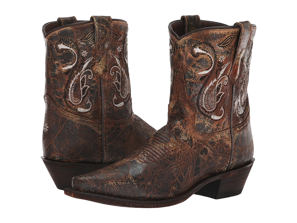 Laredo Becky (Brown) Cowboy Boots