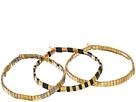 SHASHI Set of 3 Tilu Bracelet