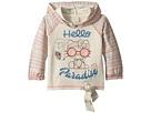 O'Neill Kids Hello Kitty(r) Paradise Long Sleeve Fleece (Toddler/Little Kids)