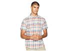 Original Penguin Short Sleeve P55 Mini Plaid w/ Stretch Shirt