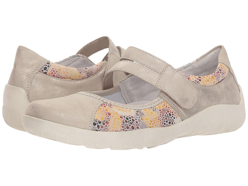Rieker R3510 Liv 10 (Muschel) Women's Shoes