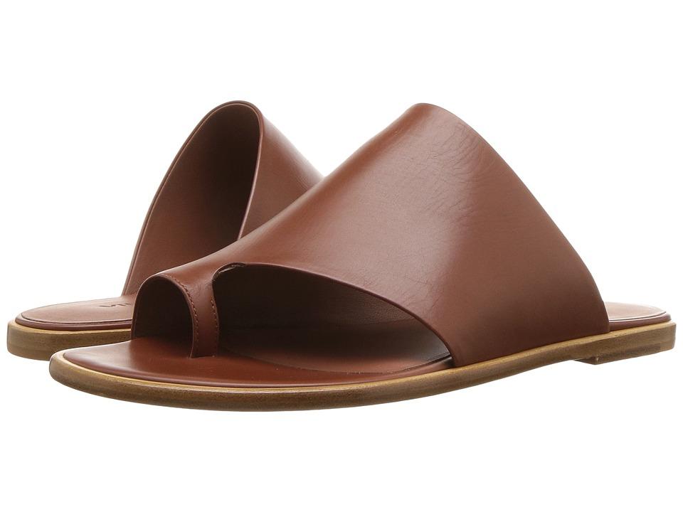 Vince Edris (Cognac Siviglia Calf) Women's Shoes