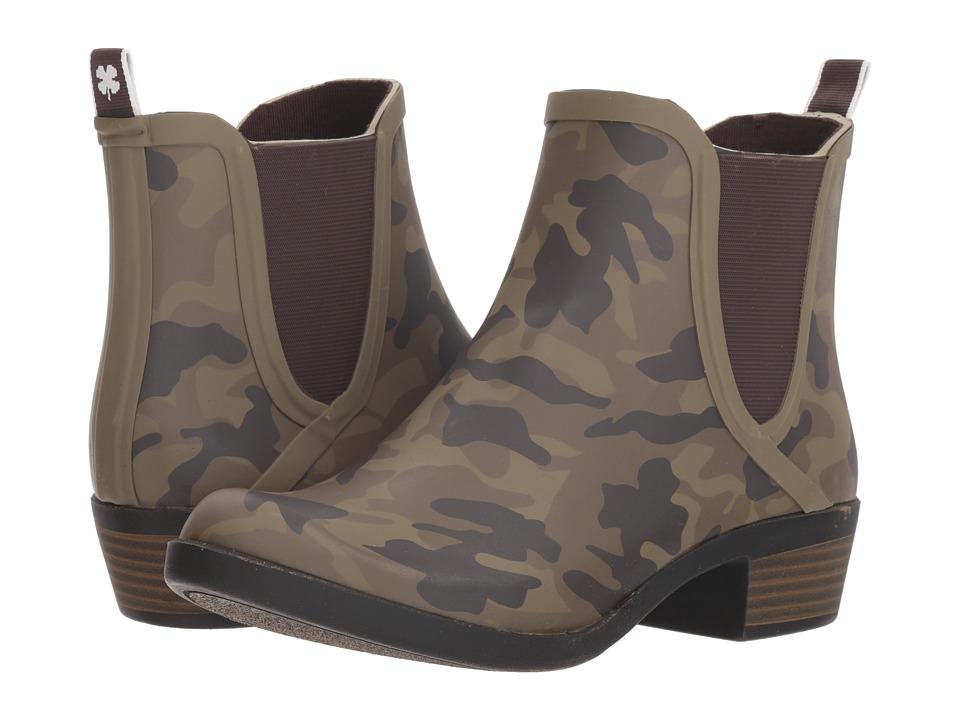 Lucky Brand Basel h2O (Camo) Women's Shoes