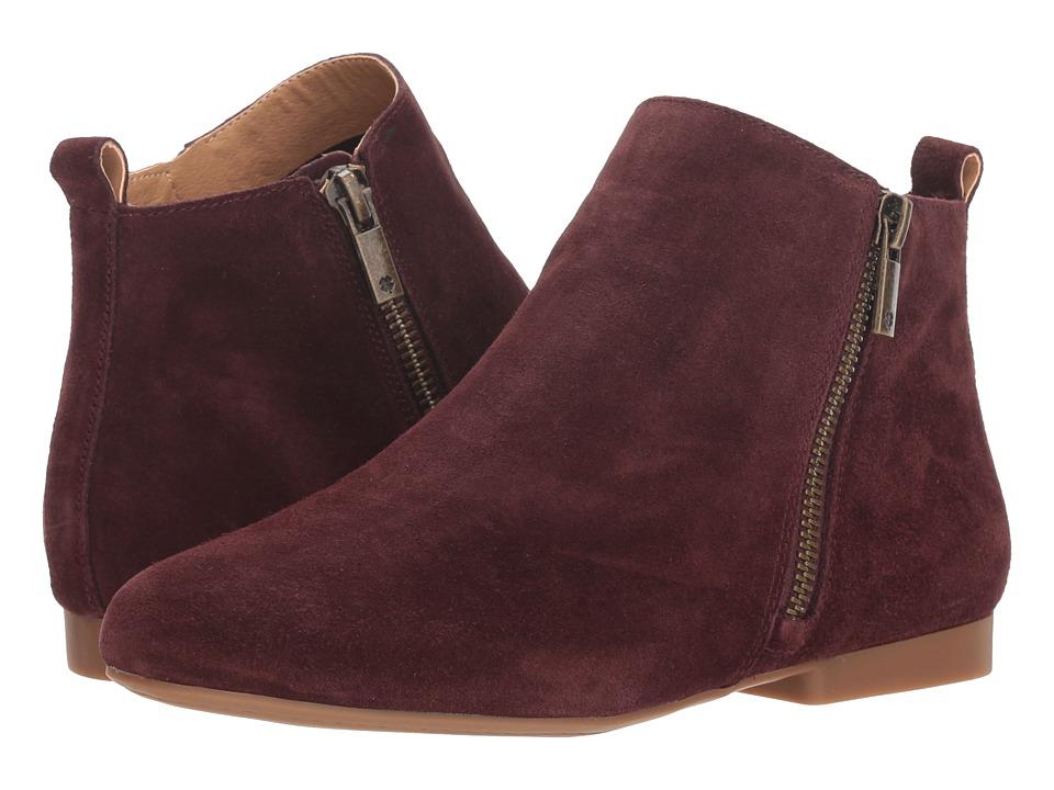 Lucky Brand Glexi (Raisin) Women's Shoes