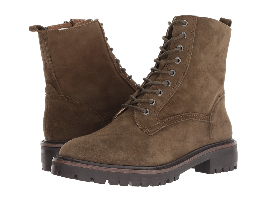 Lucky Brand Idara (Military Green) Women's Shoes