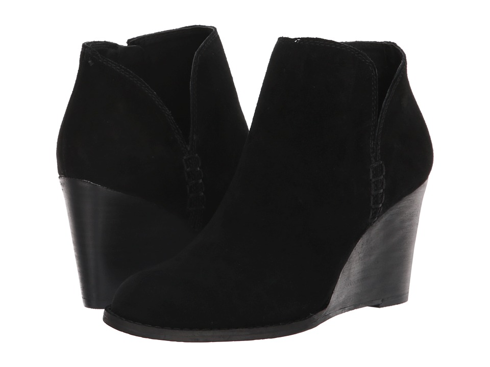 Lucky Brand Yimme (Black) Women's Shoes