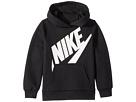 Nike Kids Futura Fleece Pullover Hoodie (Little Kids)