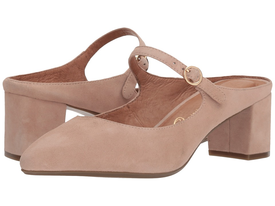 Sudini Barletta (Nude Kid Suede) Women's Shoes