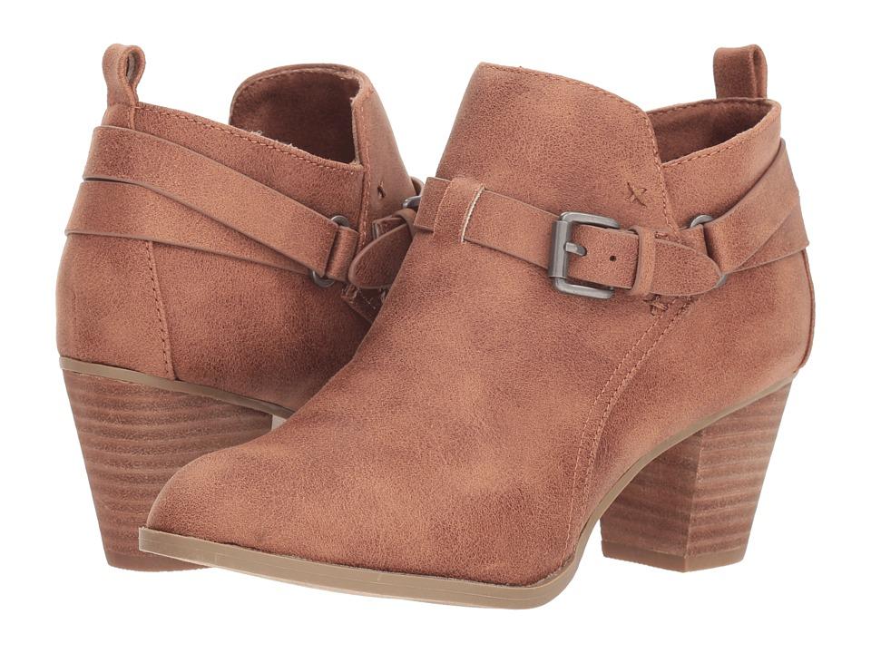 Report Caroline (Dark Tan) Women's Shoes