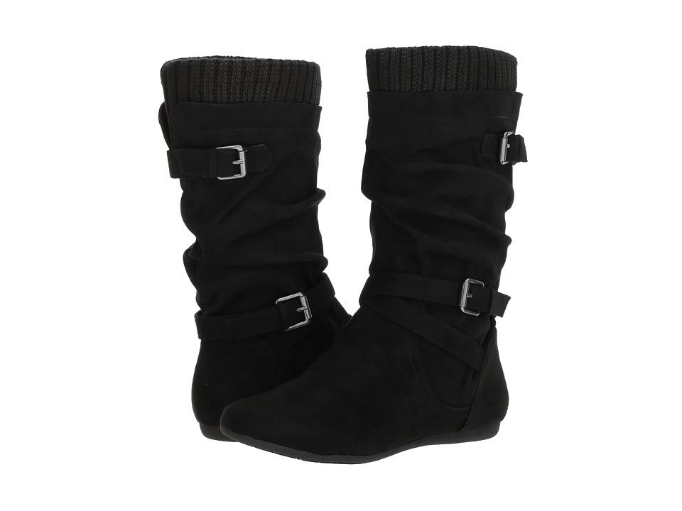 Report Esteban (Black) Women's Shoes