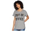 The Original Retro Brand Out of Office Short Sleeve Mocktwist Tee