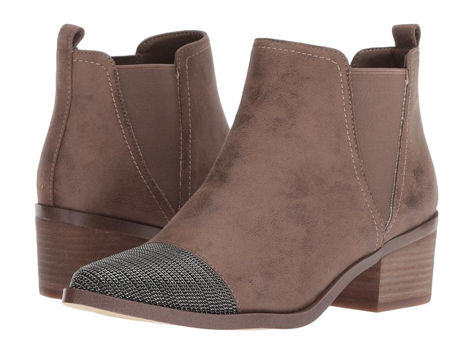 Report Zerega (Taupe) Women's Shoes