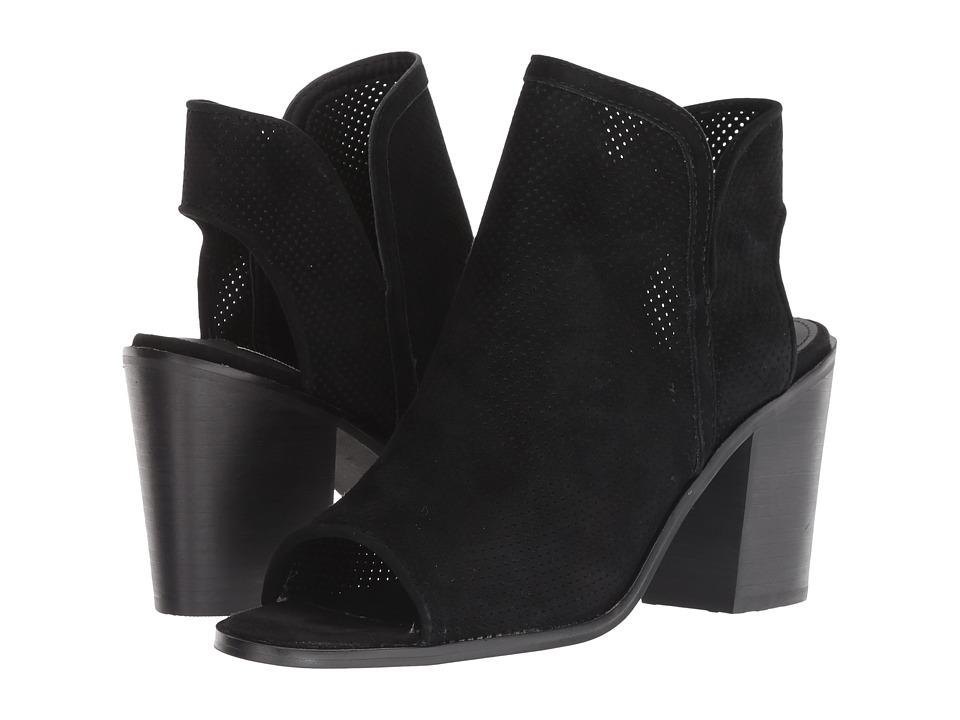 Steve Madden Maxine (Black Suede) Women's Shoes