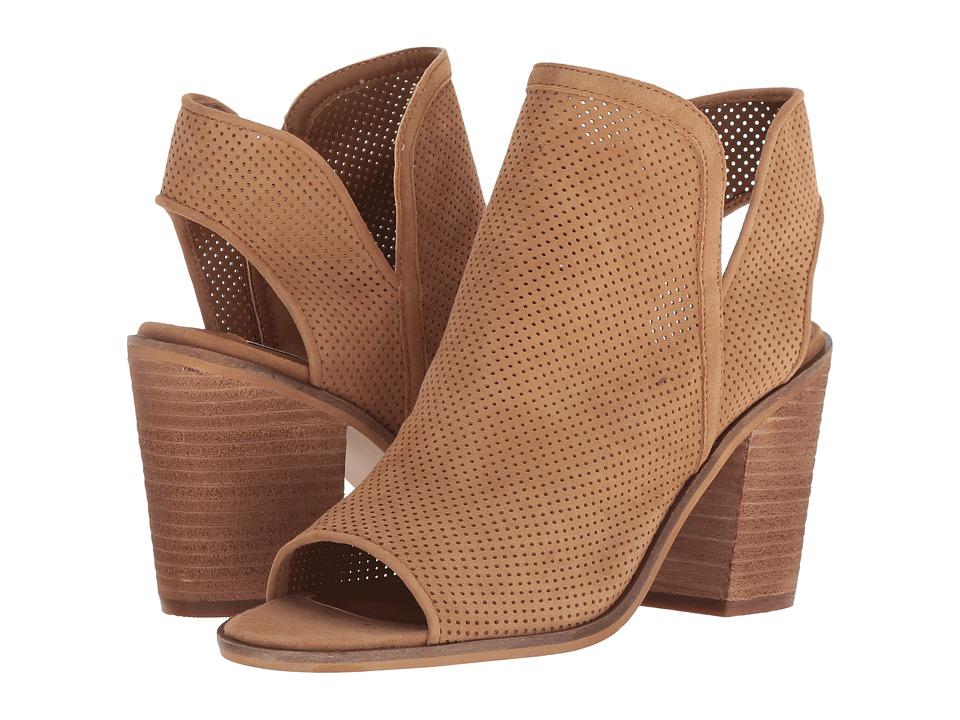 Steve Madden Maxine (Cognac Suede) Women's Shoes